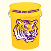 WinCraft Sports LSU 5-Gallon Plastic Bucket