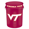 WinCraft Sports Virginia Tech 5-Gallon Plastic Bucket
