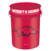 WinCraft Sports Arkansas 5-Gallon Plastic Bucket