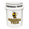 WinCraft Sports Georgia Tech 5-Gallon Plastic Bucket