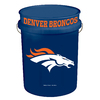 WinCraft Sports Denver Broncos 5-Gallon Plastic Bucket