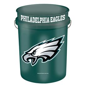 WinCraft Sports Philadelphia Eagles 5-Gallon Plastic Bucket