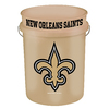 WinCraft Sports New Orleans Saints 5-Gallon Plastic Bucket