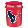 WinCraft Sports Houston Texans 5-Gallon Plastic Bucket