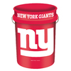 WinCraft Sports New York Giants 5-Gallon Plastic Bucket