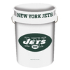 WinCraft Sports New York Jets 5-Gallon Plastic Bucket