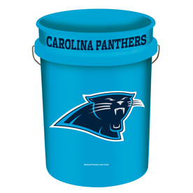 WinCraft Sports Carolina Panthers 5-Gallon Plastic Bucket
