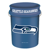 WinCraft Sports Seattle Seahawks 5-Gallon Plastic Bucket