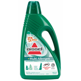 BISSELL 2X Ultra Concentrated Multi-Allergen 60 oz Carpet Cleaner
