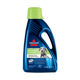BISSELL 2X Ultra Concentrated Pet Stain and Odor 60 oz Carpet Cleaner