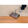 BISSELL Perfect Sweep Turbo Cordless Rechargeable Battery Carpet and Hard Surface Floor Sweeper
