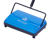 BISSELL Easy Sweep Compact Manual Carpet and Hard Surface Floor Sweeper