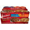 ALPO 12-Pack 13.2 oz Beef and Chicken Adult Dog Food Variety Pack