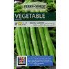 Ferry-Morse Bean Garden Bush Blue Lake Vegetable Seed Packet