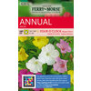 Ferry-Morse Four OClock Mixed Colors Flower Seed Packet