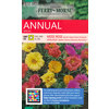 Ferry-Morse Moss Rose Double Mixed Colors Portulaca Flower Seed Packet