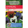 Ferry-Morse Pansy Swiss Giants, Mixed Colors Flower Seed Packet