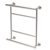 Gatco Latitude 2 Satin Nickel Metal Towel Rack
