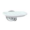 Gatco Designer 2 Chrome Metal Soap Dish