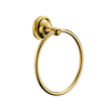 Gatco Macartney Polished Brass Wall-Mount Towel Ring