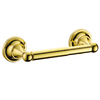 Gatco Macartney Polished Brass Surface Mount Toilet Paper Holder