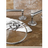 Gatco 3-Piece Designer 2 Chrome Decorative Bathroom Hardware Set