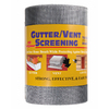 New York Wire 8-in x 100-ft Bright Aluminum Screen Wire