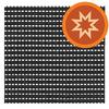 New York Wire Sun Guard 36-in x 100-ft Charcoal Fiberglass Screen Wire