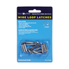 New York Wire Screen Frame Wire Loop and Latch Elgar P70