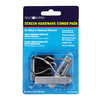 New York Wire Window Screen Hardware Combo Pack