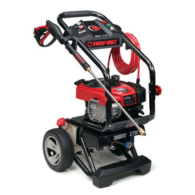 Troy-Bilt 3000 PSI 2.7 GPM Gas Pressure Washer