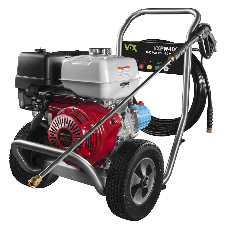 Shop Vox 4000 Psi 4 Gpm Gas Pressure Washer With Honda