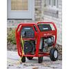 Troy-Bilt 6000-Running Watts Portable Generator