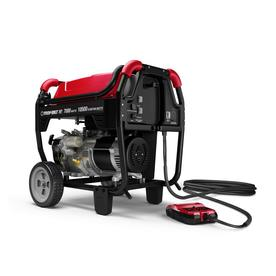 Troy-Bilt XP 7000 Series 7,000-Running-Watt Portable Generator with Engine