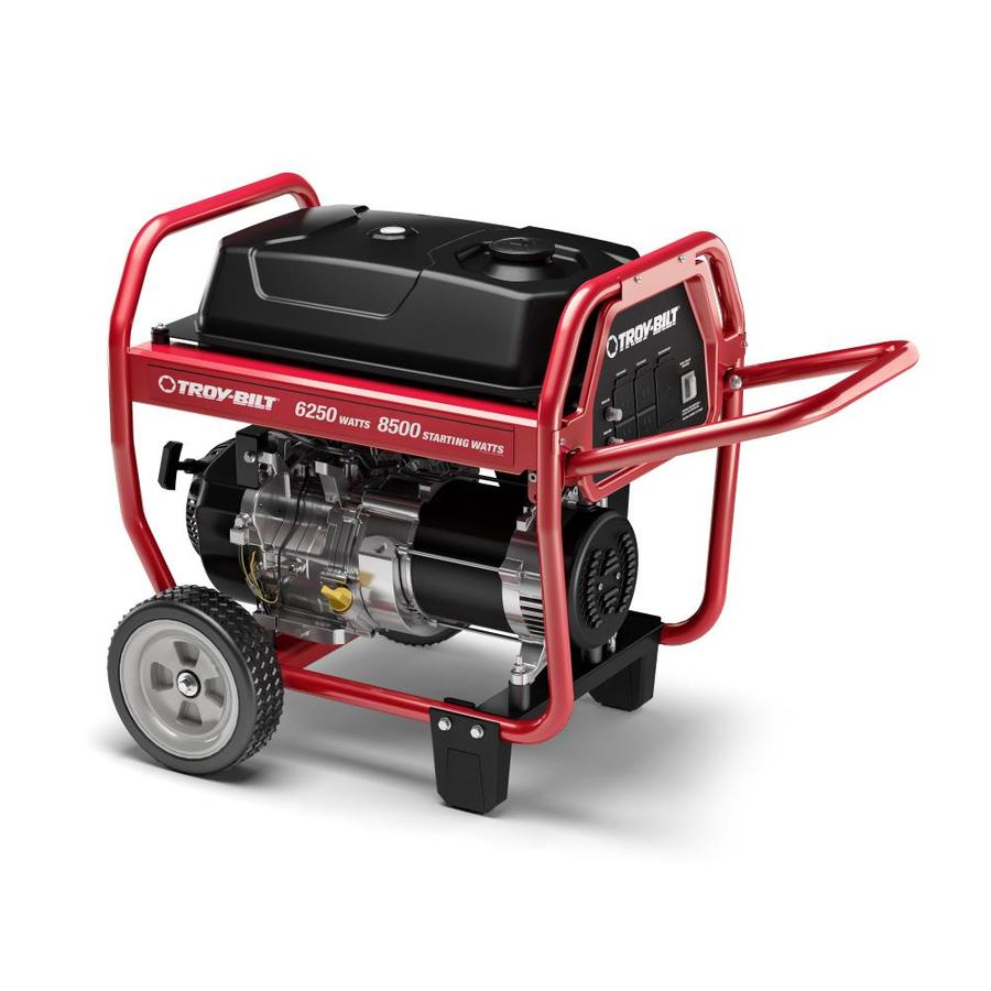 Troy bilt generator Lookup BeforeBuying