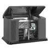 Briggs & Stratton 20000-Watt (LP)/18000-Watt (NG) Standby Generator with Automatic Transfer Switch