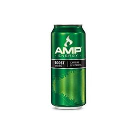 AMP energy drink 16 fl oz Citrus