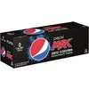 Pepsi 12-Count 12-fl oz Pepsi Max