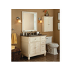 allen + roth Ketterton Cream Casual Bathroom Vanity (Common: 36-in x 21-in; Actual: 36-in x 21.5-in)