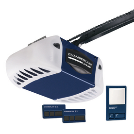 Chamberlain 3/4-HP Power Drive Chain Garage Door Opener