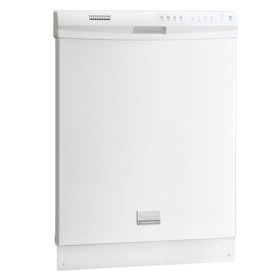 Frigidaire Ffbd2411 24 In 55 Decibel Built In Dishwasher: Shop Frigidaire 55-Decibel Built-in Dishwasher With Hard