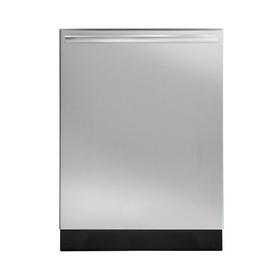Frigidaire Professional 24-in Built-In Dishwasher with Hard Food Disposer and Stainless Steel Tub (Stainless) ENERGY STAR