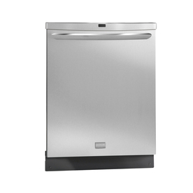 Frigidaire Gallery 24-in Built-In Dishwasher with Hard Food Disposer (Stainless) ENERGY STAR