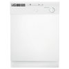 Frigidaire 24-in Built-In Dishwasher with Hard Food Disposer (White)