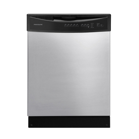 Frigidaire 24-in Built-In Dishwasher with Hard Food Disposer (Silver Mist) ENERGY STAR