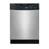 Frigidaire 61-Decibel Built-In Dishwasher with Hard Food Disposer (Stainless Steel) (Common: 24-in; Actual 24-in)