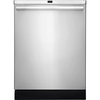 Frigidaire Professional 52-Decibel Built-in Dishwasher with Hard Food Disposer (Stainless Steel) (Common: 24-in; Actual 24-in) ENERGY STAR