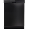 Frigidaire Gallery 2431 Series 24-in Built-In Dishwasher with Hard Food Disposer (Black) ENERGY STAR