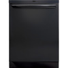 Frigidaire Gallery 2465 Series 24-in Built-In Dishwasher with Hard Food Disposer (Black) ENERGY STAR