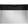 Frigidaire 2411 Series 55-Decibel Built-In Dishwasher with Hard Food Disposer (Stainless Steel) (Common: 24-in; Actual: 24-in)